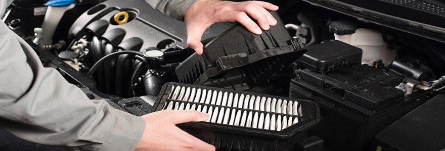 filtration d'air de votre véhicule